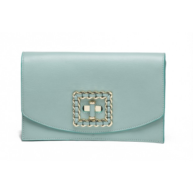 Chainette Collection - Clutch - Mineral
